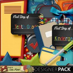 Ready 2 Learn scrapbook kit, digital scrapbook kit, back to school scrapbook, first day of school scrapbook, school scrapbook kit, digiscrap, scrapbook, scrapbooking, digitalscrapbook, digitalscrapbookkit, clipart, patternpapers, scraps, crafts, creative, craft, create, design, digitalkits, @LisaMinorDesign,  @MyMemoriesFans   mymemories, mymemoriessuite