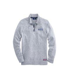 Super Bowl LIII Sweater Fleece Shep Shirt New England Style d13ffaa18