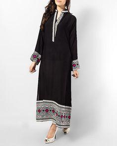 Black magic Pakistani Long Kurtis, Tulip Pants, Saree Dress, Black Magic, Casual Chic, Target, Creativity, Cover Up, Women's Fashion