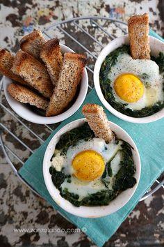 Ricotta, Polenta, 1200 Calories, Keto, Frittata, Egg Recipes, Spinach, Vegetarian Recipes, Crepes
