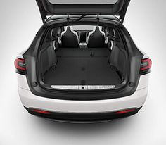 Model X All-Wheel Drive