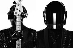 Saint Laurent & Daft Punk <3