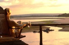Sand Rivers Selous - stay with the Luxur Safari Company in Tanzania