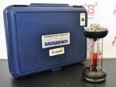 Bacharach Combustion Test Kit 10-5000  http://www.ebay.com/itm/Bacharach-Combustion-Test-Kit-10-5000-/110998348651?pt=LH_DefaultDomain_0&hash=item19d804636b  For more details and/or to purchase, either click the link above or call (855) 777-AFAB (2322) or email sales@afab-lab.com  90-Day Warranty - - Quality Assured