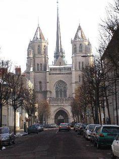 Foto van Cathedrale Saint-Benigne (Dijon Cathedral)