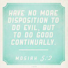 Mosiah 5:2. Book of Mormon.