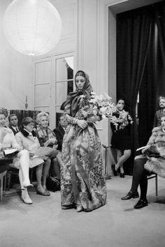 Collection Yves Saint Laurent, 1969
