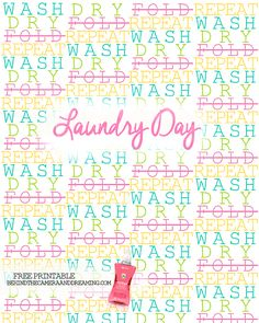 Our laundry room is the least inviting room in our home! This post makes me want to do something about that!