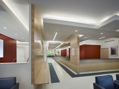 US Army Corps of Engineers - EwingCole Medical Design, Ewing Cole, Ambulatory Care, Community Hospital, Army Corps Of Engineers, Commercial Interiors, Us Army, Lighting Design