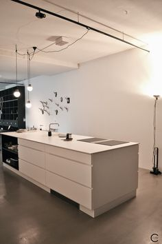 First or Second store | April and May | Second floor |  Kitchen by KVIK | By C-More