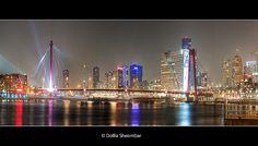 Rotterdam - Manhattan aan de Maas by DolliaSH, via Flickr