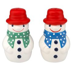 Snowman Salt & Pepper Shakers | View All | CathKidston