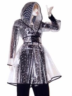 Abbadon (Girl foyer costume), team with black goth boots maybe harness type outfit underneath?
