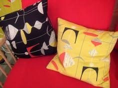 print & pattern: VINTAGE - great pillows