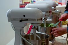 Europe's first liquid nitrogen ice cream parlour, @ChinChinLabs at The Conran Holiday Shop launch party, March 2013