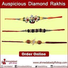 Buy Aum Ganesha & Rudraksh Rakhis online and get it delivered on time before Rakshabandhan. Order Today -> http://ift.tt/2aHxW2z #Rakhi #RakshaBandhan #Festival #India #Ahmedabad