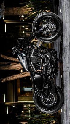Bobber Bikes, Bobber Motorcycle, Bobber Chopper, Hd Sportster, Harley Davidson Motor, V Rod, Harley Bikes, Road King, Character Design References