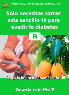 No sigas gastando dinero en #Insulina prepara este #Té de #Hoja de #Mango y recupera tu #Salud