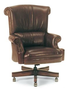 Fairfield Chair Company Home Office Executive Swivel