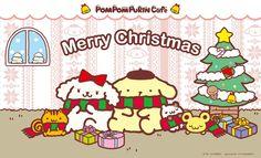 Merry Christmas ʕ•̫͡•ʕ•̫͡•ʔ•̫͡•ʔ•̫͡•ʕ•̫͡•ʔ•̫͡•ʕ #PomPomPurin