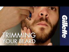 How to Trim a Beard | Gillette USA