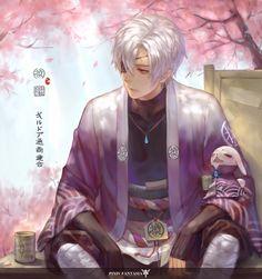Tags: Pixiv Fantasia, Original, Pixiv, .Axis., PNG Conversion, Pixiv Fantasia: Sword Regalia, Higashiori Tsuru