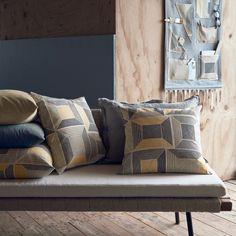 Stof kussens Ikea BIRKET accent pillows