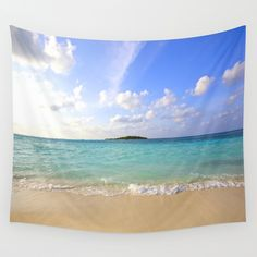 Buy Beach by 2sweet4words Designs as a high quality Wall Tapestry. Worldwide shipping available at Society6.com. Just one of millions of products available.