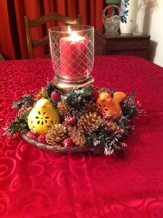 Festive look for the table!