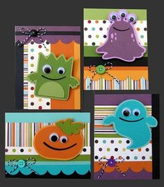 Gallery: cards are posted to inspire you to create your own......from Kim's Card Kits..sold out