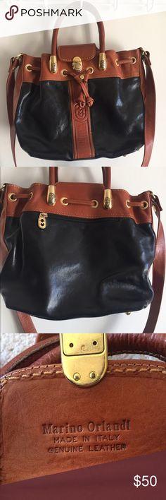 Brand New Marino Orlandi Genuine Leather Bag Brand new and real leather  Marino Orlandi Bags