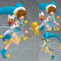 figma Card Captor Sakura Kinomoto Cherry Uniform ver.