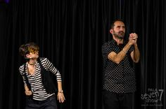 Pala Seven Show Ristoteatro serata cena musica cabaret   I Sequestrattori
