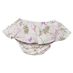 Designer baby girl clothing - Bebe Olivia Bloomer w Skirt - $26.95 - Divine little baby girls bloomers with skirt attached!  These gorgeous bloomers from the Olivia range by Bebe are an absolute must have in any mini fashionistas wardrobe this summer! Designer baby girl clothing - Bebe