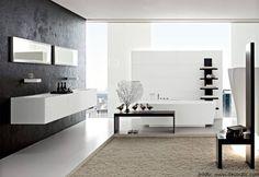 [ Ultra Modern Italian Bathroom Design Modern Bathroom Design Espasso Interior Design Architecture ] - Best Free Home Design Idea & Inspiration Design Your Own Bathroom, Modern Bathroom Design, Bathroom Interior Design, Modern House Design, Interior Ideas, Kitchen Design, Modern Bathroom Cabinets, Minimal Bathroom, Bathroom Rugs