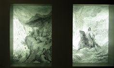 Quelques gravures de Gustave Doré évoquant les Croisades...