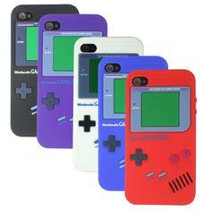 Funda Gamevoy para Iphone 4 y 4s.