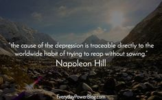 37 Inspirational Napoleon Hill Quotes From Think And Grow Rich