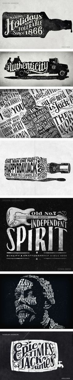 Inspirational Examples of Vintage Typography