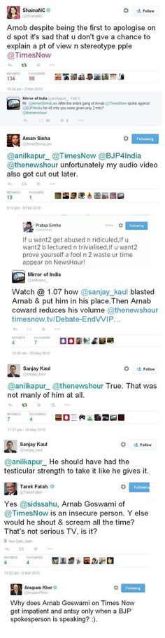Dear @narendramodi This the opinion of even @BJP4India supporters, spokespersons,elected MP Stop getting insulted now
