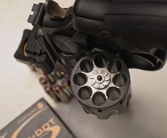 Smith & Wesson Model M R8...8 shots of .357 magnum.