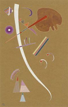 Wassily Kandinsky, 1940
