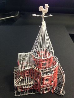 #3Doodler #Build #Architecture #WhatWillYouCreate?  www.the3doodler.com