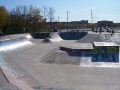 Backyard Skatepark, Skate Park, Exterior, Urban, City, Outdoor Decor, Cities, Outdoor Rooms