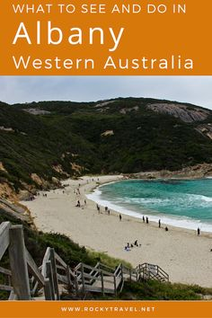 Plannig a road trip to South Western Australia? This guide shows you all top things you can see and do in amazing Albany Western Australia. Melbourne, Sydney, Australia Travel Guide, Visit Australia, Queensland Australia, Albany Western Australia, Margaret River Western Australia, Travel Around The World, Around The Worlds