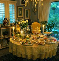St Nicholas Tea Party