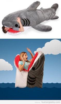 saco-de-dormir-tiburon
