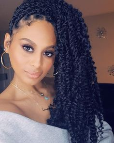 90 Best Passion Twist Images In 2020 Natural Hair