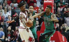 #NBA: Jimmy Butler guía a Bulls en victoria sobre Celtics