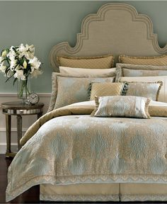 Croscill Opal Collection - Bedding Collections - Bed & Bath - Macy's